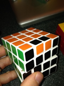 4x4 Reverse