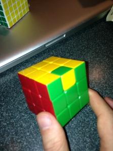 Cube Reverse