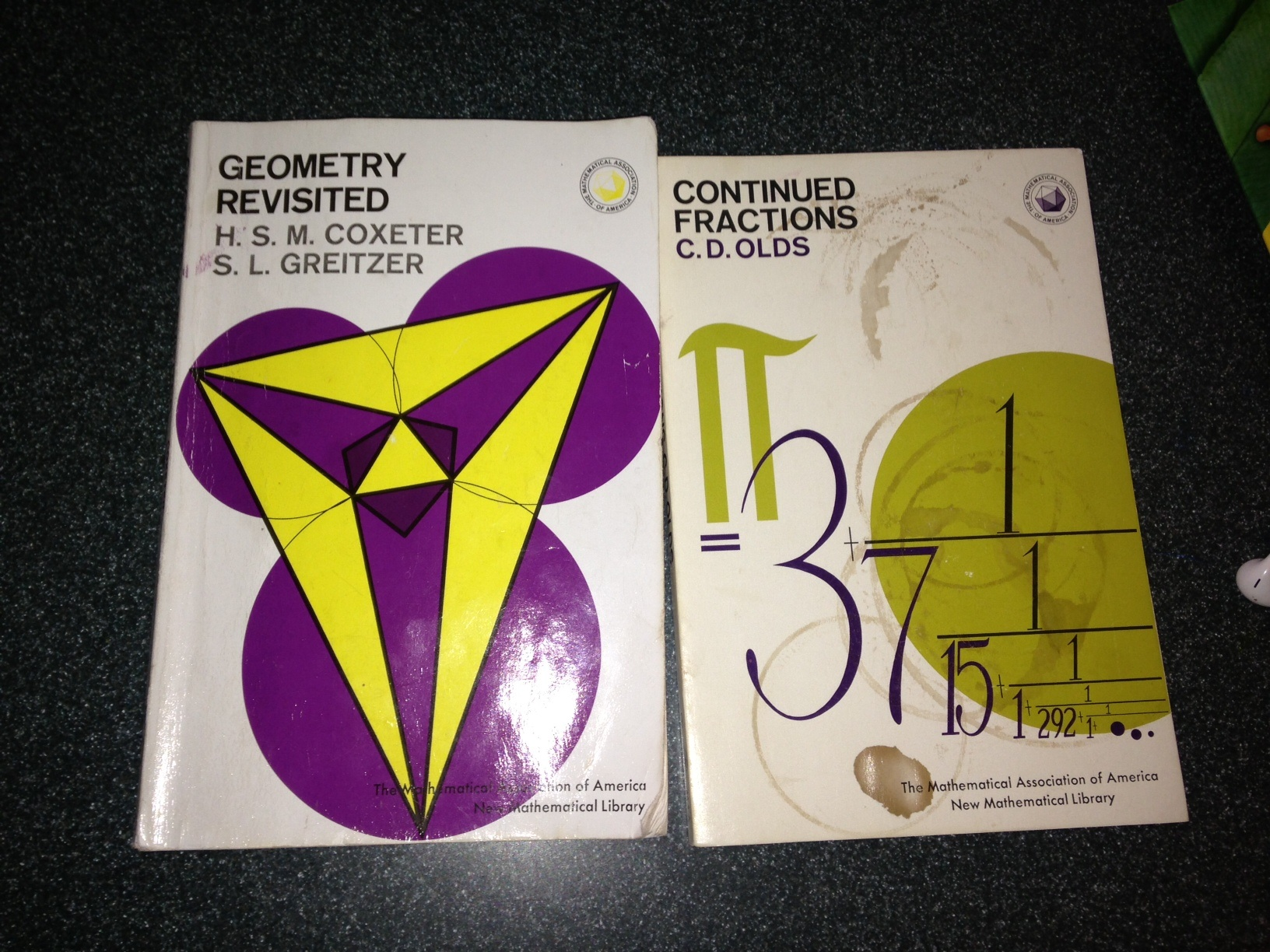 geometry revisited coxeter