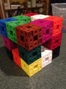 Snap Cube Menger