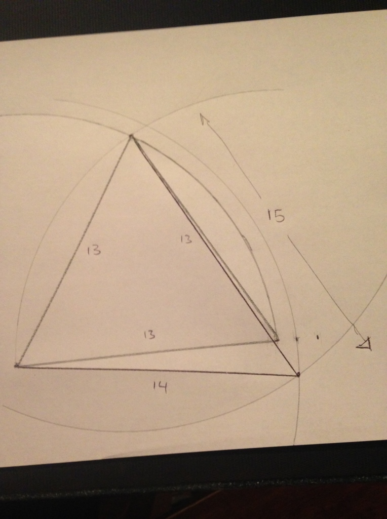 Compass Triangles