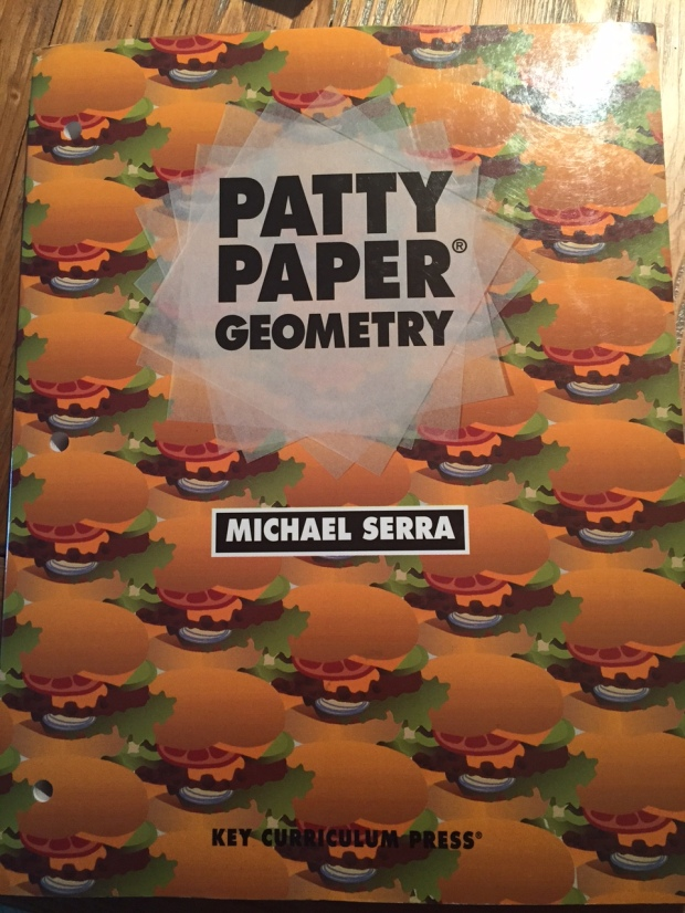 Patty Paper Book