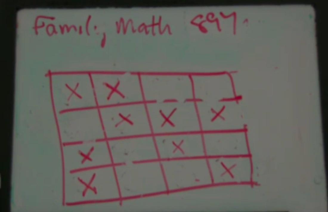 4x4 grid